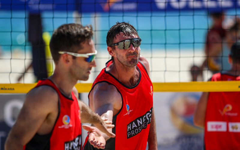 Sunshine State set to deliver action packed final Super Sunday of 2021 Australian Beach Volleyball Tour